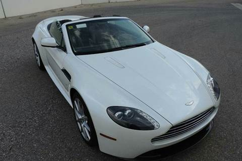 2012 Aston Martin V8 Vantage for sale in New Windsor, NY