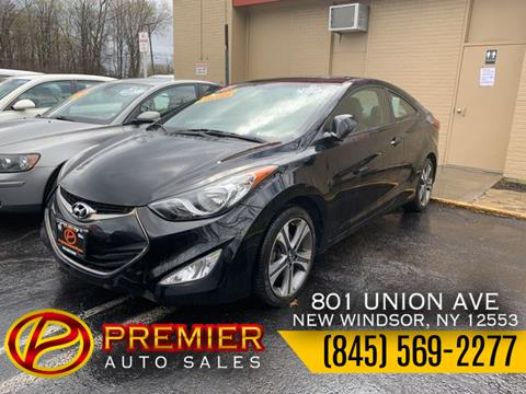 2013 Hyundai Elantra Coupe for sale in New Windsor, NY