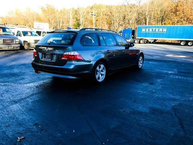 2006 BMW 5 Series for sale at Premier Auto Sales Inc in New Windsor NY