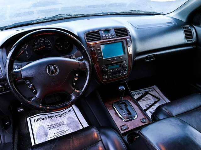 2003 Acura MDX for sale at Premier Auto Sales Inc in New Windsor NY