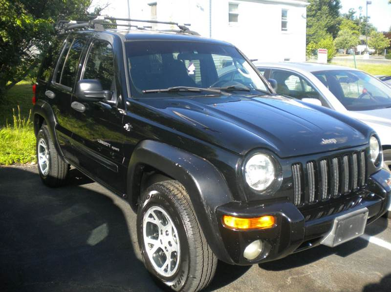 2002 Jeep Liberty for sale at Premier Auto Sales Inc in New Windsor NY