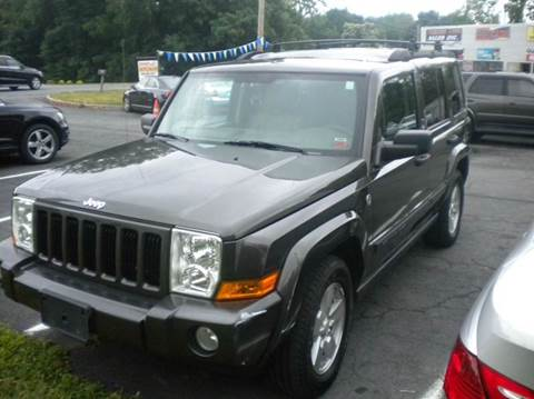2006 Jeep Commander for sale in New Windsor, NY