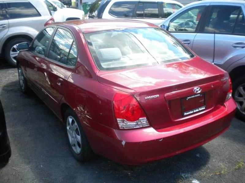 2004 Hyundai Elantra for sale at Premier Auto Sales Inc in New Windsor NY