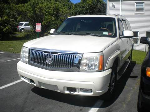 2002 Cadillac Escalade for sale in New Windsor, NY
