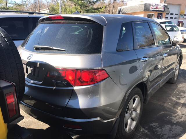 2007 Acura RDX for sale at Premier Auto Sales Inc in New Windsor NY