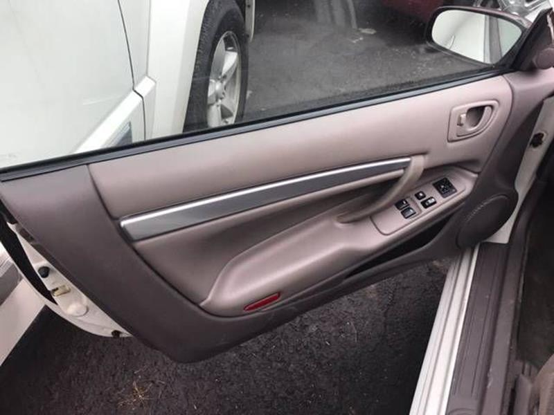 2004 Chrysler Sebring for sale at Premier Auto Sales Inc in New Windsor NY