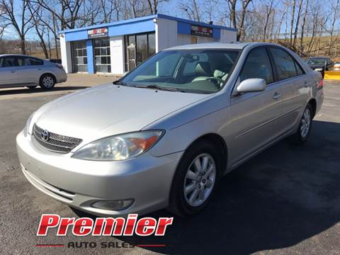 2003 Toyota Camry for sale at Premier Auto Sales Inc in New Windsor NY