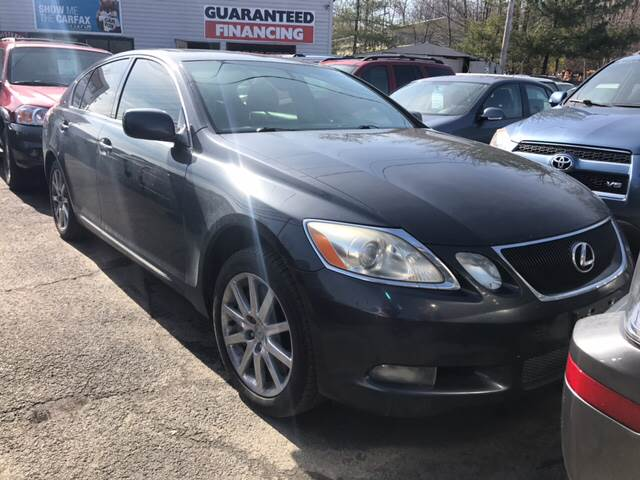 2007 Lexus GS 350 for sale at Premier Auto Sales Inc in New Windsor NY