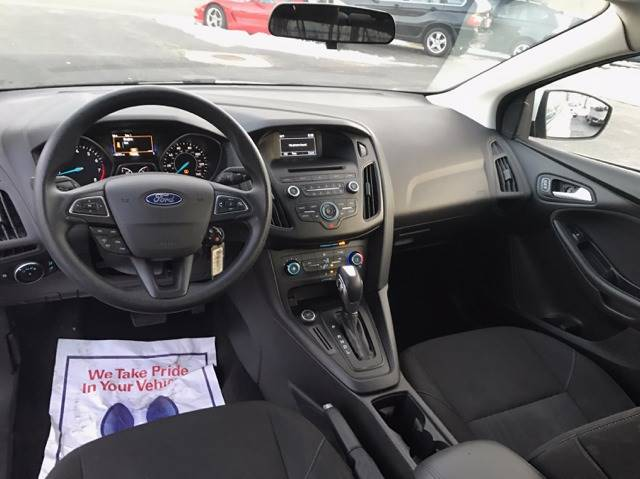 2016 Ford Focus for sale at Premier Auto Sales Inc in New Windsor NY