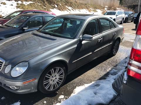 2008 Mercedes-Benz E-Class for sale at Premier Auto Sales Inc in New Windsor NY
