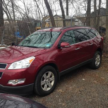 2011 Chevrolet Traverse for sale at Premier Auto Sales Inc in New Windsor NY