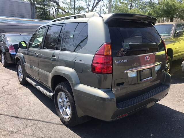 2006 Lexus GX 470 for sale at Premier Auto Sales Inc in New Windsor NY