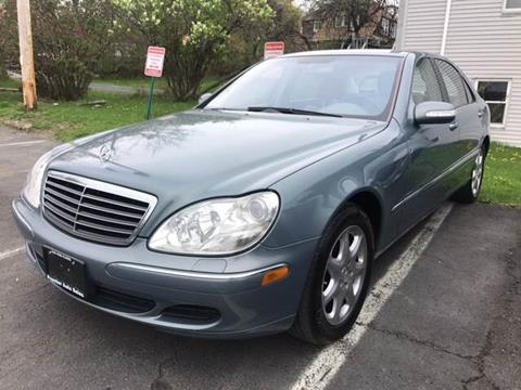 2006 Mercedes-Benz S-Class for sale at Premier Auto Sales Inc in New Windsor NY