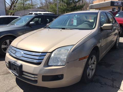 2007 Ford Fusion for sale in New Windsor, NY