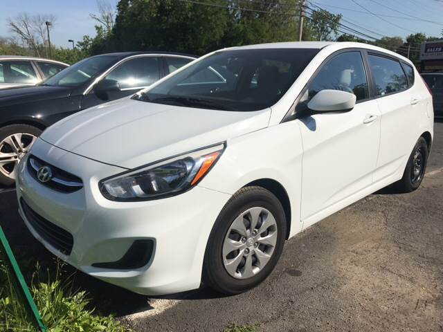 2015 Hyundai Accent for sale at Premier Auto Sales Inc in New Windsor NY