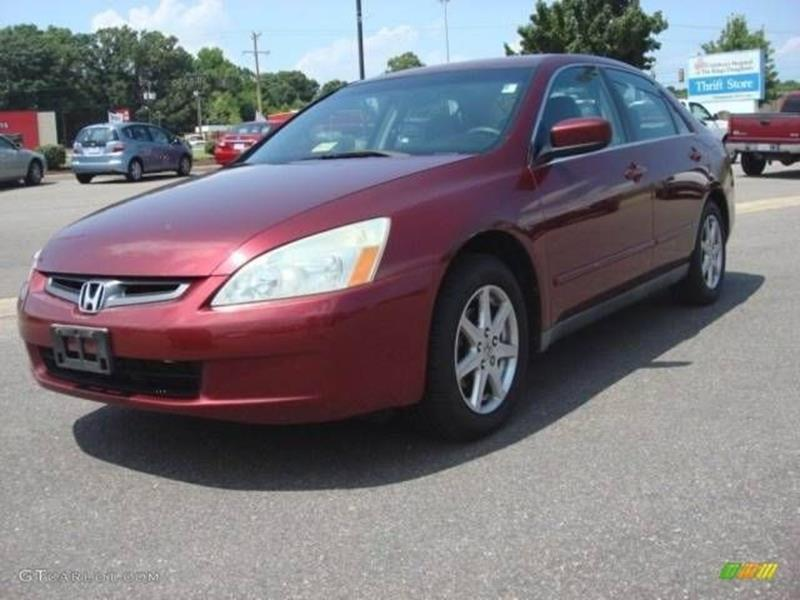 2004 Honda Accord for sale at Premier Auto Sales Inc in New Windsor NY