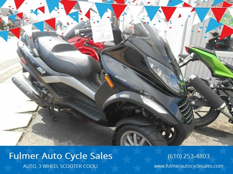 2008 Piaggio MP3 400 for sale in Easton, PA