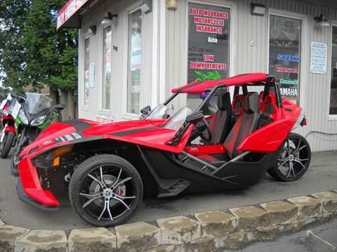 2015 Polaris Slingshot for sale in Easton, PA