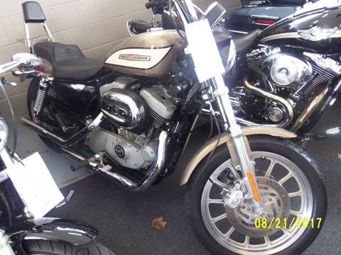 2004 Harley-Davidson ROADSTER 1200