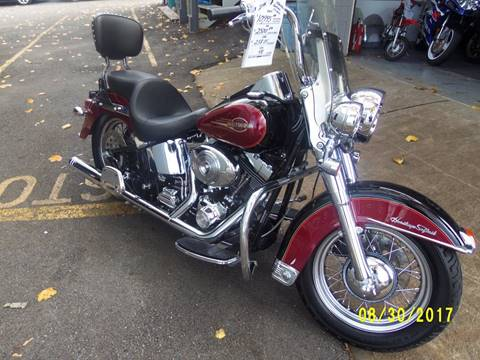2005 Harley-Davidson HERITAGE SOFTTAIL CLASSIC