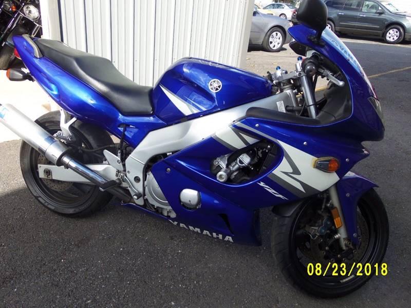 2004 Yamaha YZF 600