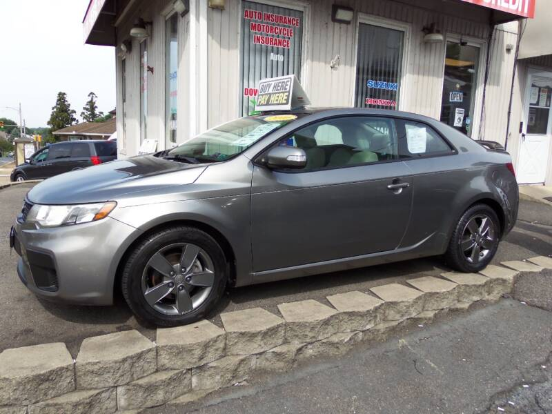 2010 Kia Forte Koup EX 2dr Coupe 4A - Easton PA