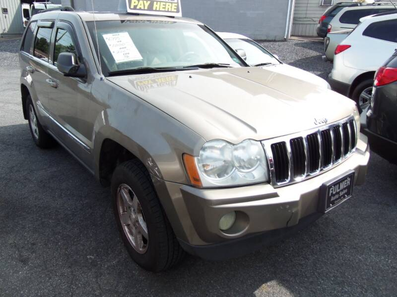 2005 Jeep Grand Cherokee 4dr Limited 4WD SUV - Easton PA