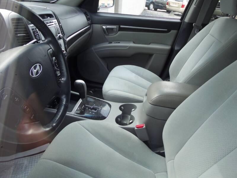 2009 Hyundai Santa Fe AWD SE 4dr SUV - Easton PA