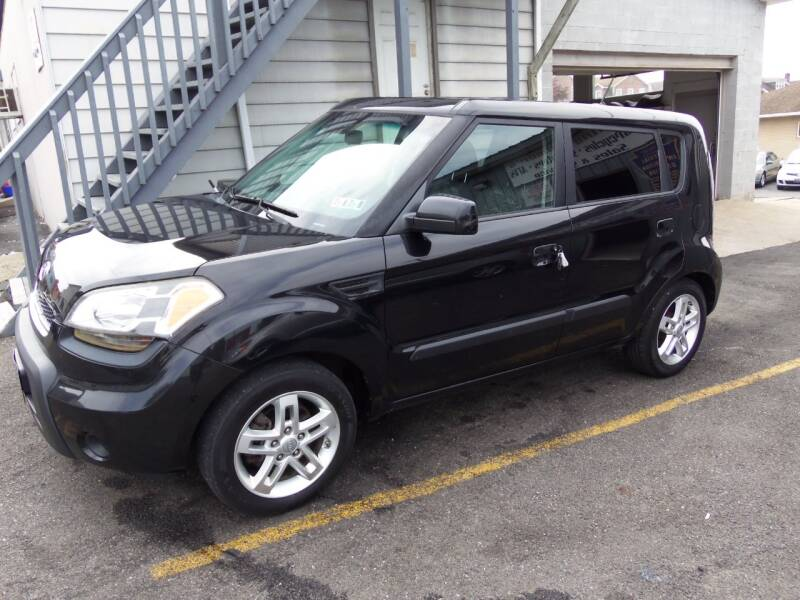 2010 Kia Soul Ghost Special Edition 4dr Crossover 4A - Easton PA