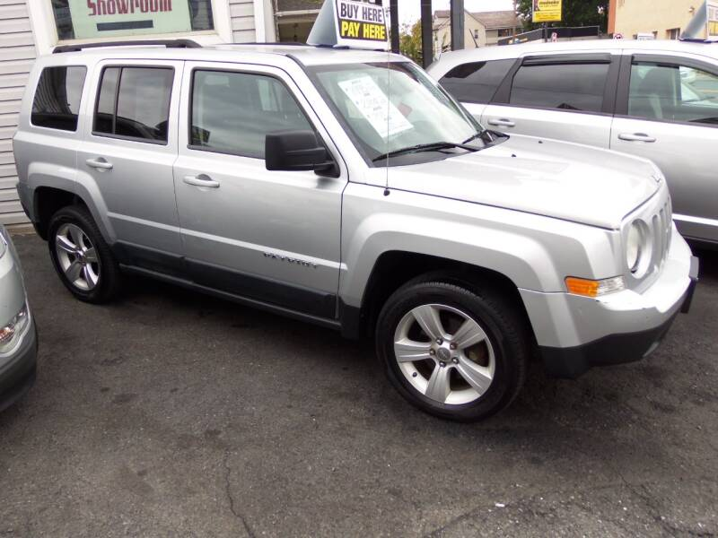 2011 Jeep Patriot 4x4 Sport 4dr SUV - Easton PA
