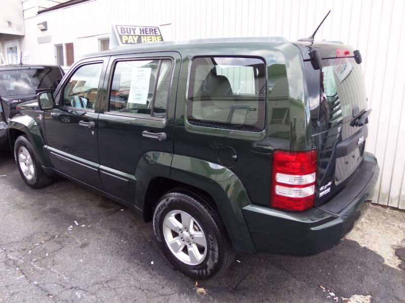 2011 Jeep Liberty 4x4 Sport 4dr SUV - Easton PA