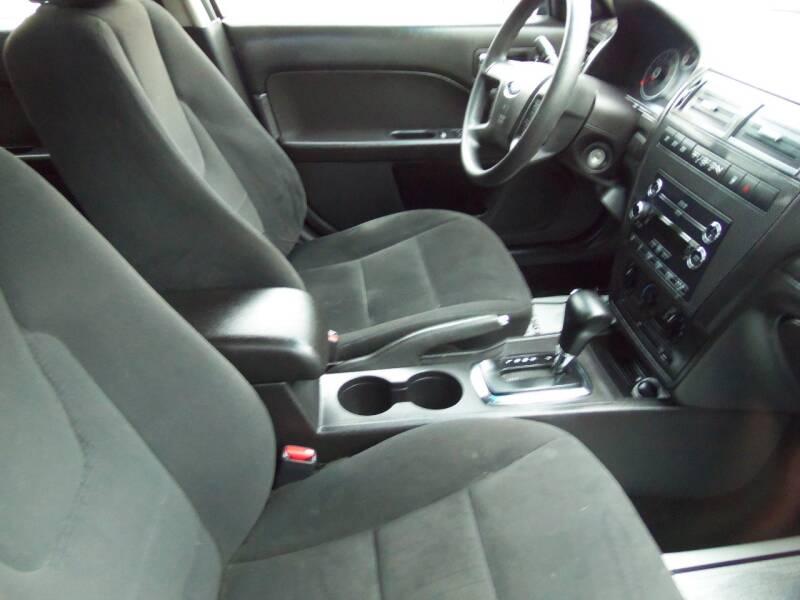2009 Ford Fusion V6 SE 4dr Sedan - Easton PA