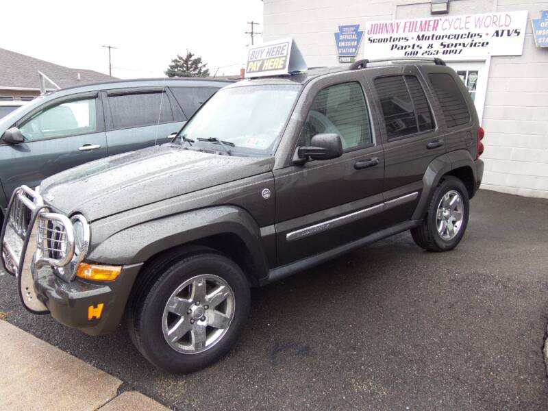2006 Jeep Liberty Limited 4dr SUV 4WD - Easton PA