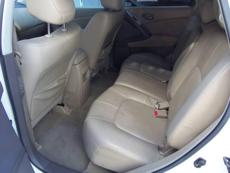 2010 Nissan Murano AWD SL 4dr SUV - Easton PA