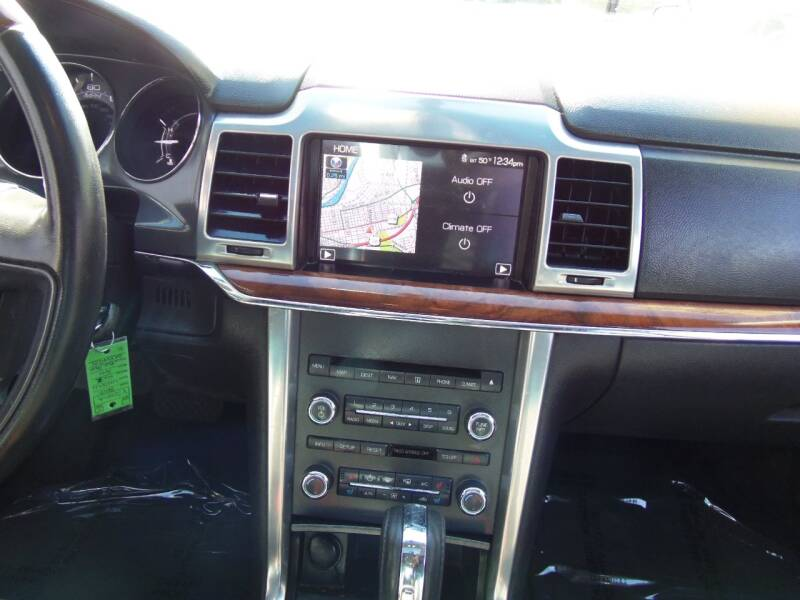 2012 Lincoln MKZ AWD 4dr Sedan - Easton PA