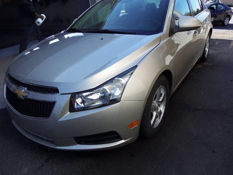 2014 Chevrolet Cruze 1LT Auto 4dr Sedan w/1SD - Easton PA