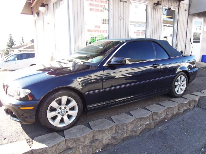 2006 BMW 3 Series 325Ci 2dr Convertible - Easton PA