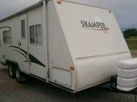 2003 SCAMPER LITE 23FB for sale in Monticello, KY