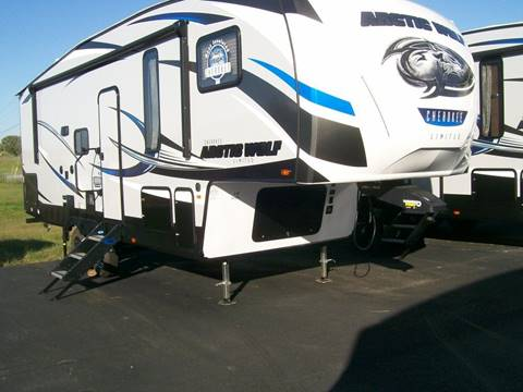 2018 ARTIC WOLF 255 DRL4 for sale in Monticello, KY