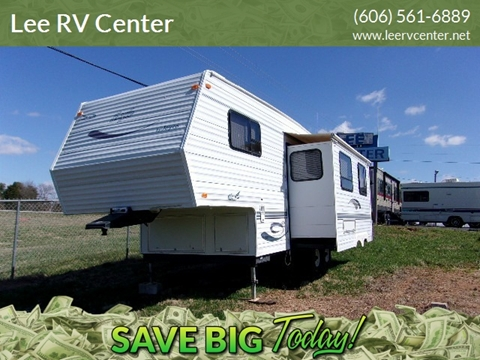 2003 Jayco Eagle for sale in Monticello, KY