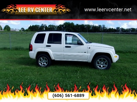 2003 Jeep Liberty for sale in Monticello, KY