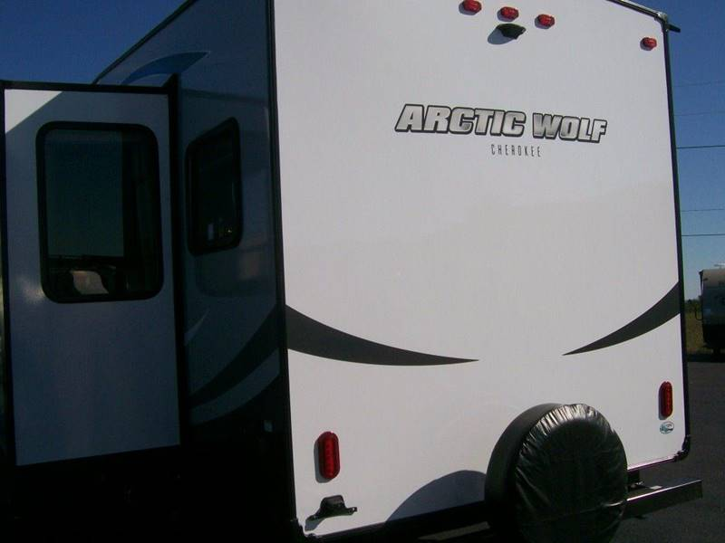 2017 ARTIC WOLF 265 DBH 2BS  - Monticello KY
