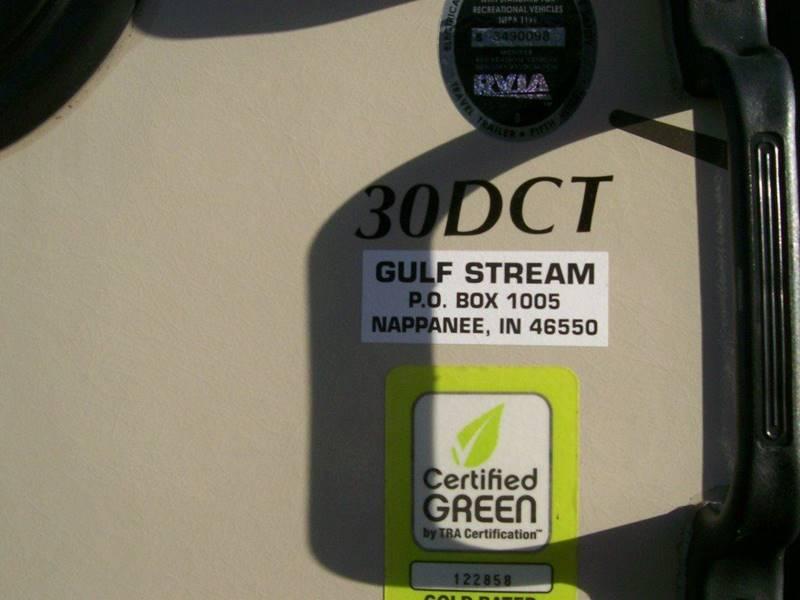 2015 Gulf Stream GULFBREEZE 30DCT  - Monticello KY