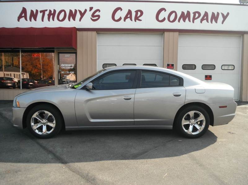2011 Dodge Charger for sale at Anthony's Car Company in Racine WI