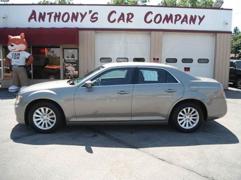 2014 Chrysler 300 for sale at Anthony's Car Company in Racine WI