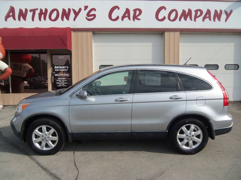 2007 Honda CR V For Sale At Anthonyu0027s Car Company In Racine WI