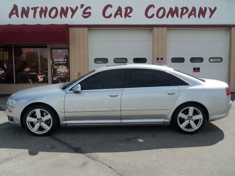 Audi A L Quattro In Racine WI Anthonys Car Company - 2006 audi a8