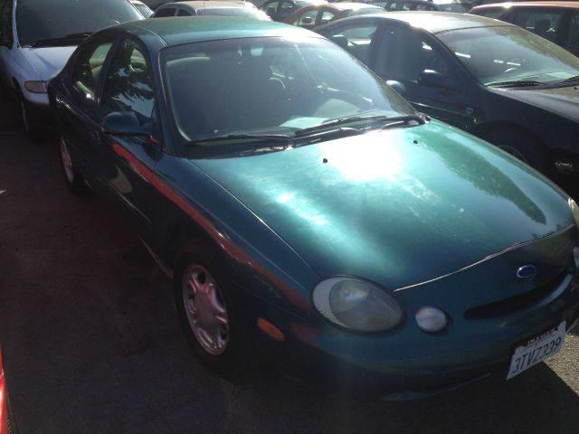 1997 ford taurus gl in san jose ca crow s auto sales 1997 Ford Taurus GL MPG 1997 ford taurus gl san jose ca