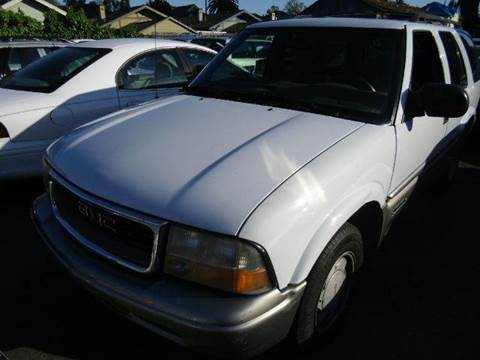 1999 GMC Jimmy for sale at Crow`s Auto Sales in San Jose CA