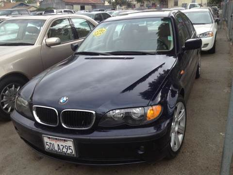 2002 BMW 3 Series for sale at Crow`s Auto Sales in San Jose CA